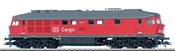 Diesel Locomotive Class 232 Ludmilla