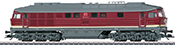 Dgtl DB AG class 232 Ludmilla Heavy Diesel Locomotive, Era V