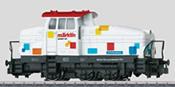 Diesel Shunting Locomotive Henschel type DHG 500 (Club Members)