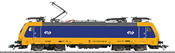 Dutch Electric Locomotive Class E 186 of the NS (Sound Decoder)