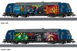 Diesel Locomotive Super Heroes (Sound)