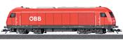 Austrian Diesel Locomotive cl 2016
