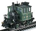 German Steam Locomotive Class PtL 2/2 Glaskasten of the K.Bay.Sts.B. (Sound)