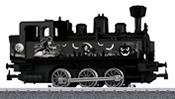 Start up Steam Locomotive Halloween