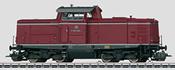 German Diesel Locomotive V100 of the DB