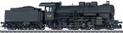 Dgtl DSB cl Litra T 297 Steam Locomotive w/Tender, Era III