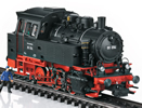 Germna Steam Locomotive Class 80 of the DB (Sound) - MHI Exclusiv