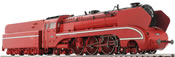 German Steam Locomotive BR 10 Insider Model