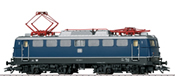 German Electric Locomotive Class 110.1 of the DB (Sound)