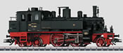 German Steam Locomotive Class 73 of the DRG