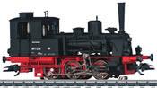 Digital BR 89 Class Tank Locomotive