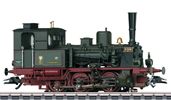 Royal Prussian Steam Locomotive cl T 3 of the KPEV (Sound Decoder)