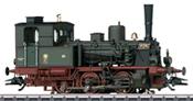 German Steam Locomotive T3 of the  KPEV