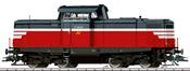 Diesel Locomotive Class V 142 (Sound)
