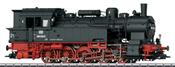 German Steam Locomotive BR 094 of the DB