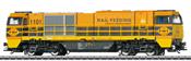 Dutch Diesel Locomotive cl G 2000 of the NS (Sound Decoder)