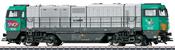 Dgtl SNCF cl G 2000 BB Vossloh Diesel Locomotive, Era VI