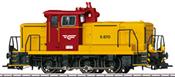 Norwegian Diesel Locomotive Class Di5 of the NSB (Sound)