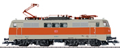 German Electric Locomotive Class 111 of the DB (Sound)