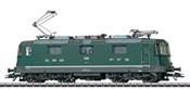Austrian Electric Locomotive cl 4/4 II of the SBB, green (Sound Decoder)