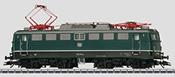 German Electric Locomotive Series 139 of the DB