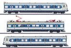 German S-Bahn Powered Rail Car Train Class 420 of the DB (Sound)