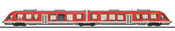 German Diesel Powered Commuter Rail Car cl 648.2 LINT 41 of the DB AG (Sound Decoder)