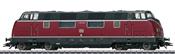 German Diesel Locomotive V 200.0 of the DB (Sound Decoder)