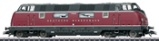 Dgtl DB cl V 200.0 Diesel Locomotive, Era III