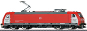German Electric Locomotive Class 185 Traxx 2 of the DB (Sound Decoder)