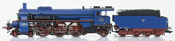 Marklin 39023 2012 Marklin Toyfair Locomotive - Class 18.3 Grand Ducal State Railways