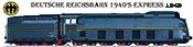 German Steam Locomotive BR 05 of the DRG (Limited Toy Fair Loco Sound)