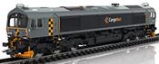 Norwegian Diesel Locomotive Class 66 of the CargoNet