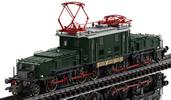 Austrian Electric Locomotive Class 1189 of the BBO (Sound)