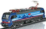 Swiss Electric Locomotive class 193 of the SBB Cargo (Sound)