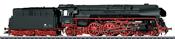 German Steam Locomotive Class 01.5 of the DR (Sound)