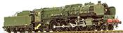 French Express Train Steam Locomotive EST Class 13 (Sound)