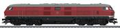 German Diesel Locomotive Class V 320 of the DB (Sound) - INSIDER MODEL