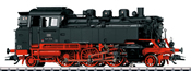 German Steam Locomotive Class 64 of the DB (Sound)