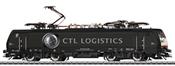 Polish Electric Locomotive cl 189 CTL Log (Sound Decoder)