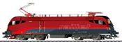 Austrian Electric Locomotive Rh1116 of the OBB