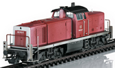 German Diesel Locomotive Class 290 of the DB AG (Sound) - MHI Exclusiv