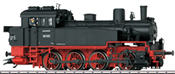 German Steam Locomotive Class 92 of the DB (Sound) - MHI Exclusive