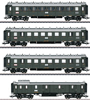 Palatine Railroad Express Train Passenger 4-Car Set, Era I