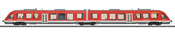 Dummy Communter Powered Rail Car cl 648.2 LINT 41 of the DB AG