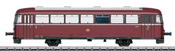 German Rail Bus Trailer Car Class VB 98 of the DB
