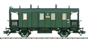 K.Bay.Sts.B. Type PpostL Postal and Baggage Car, Era I