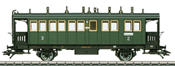 K.Bay.Sts.B. Type BCL Bavarian Design Passenger Car, Era I