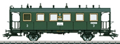 K.Bay.Sts.B. Type CL Bavarian Design Passenger Car, Era I