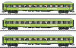 Express Train Passenger Car Set - MHI Exclusive